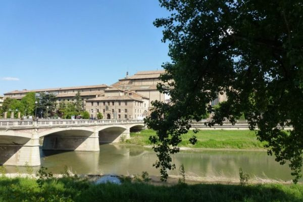 a little guide to visit parma