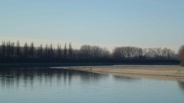 fiume po e riserva naturale parma morta
